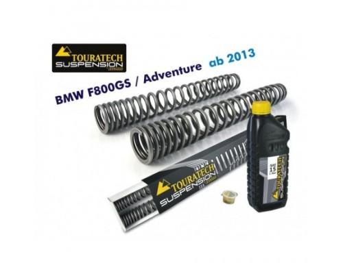 Прогрессивные пружины вилки BMW F800GS/GSA 2013-