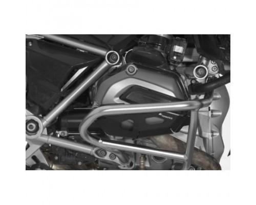 Защита цилиндров BMW R1200GS/GSA LC, черная