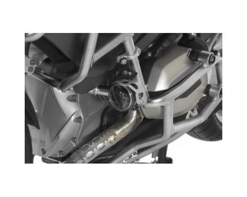 Комплект противотуманных LED фар, на дуги 01-047-5160-0 BMW R1200RT (LC), алюминиевые