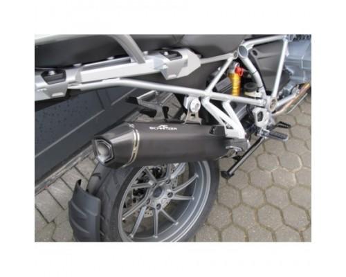 Выхлопная труба AC-Schnitzer Stealth BMW R1200GS/GSA LC, черный