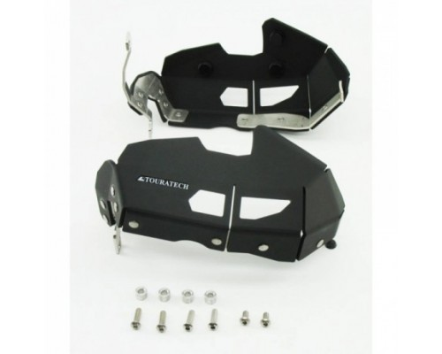 Защита цилиндров BMW R1200RT/GS/GSA/R черная