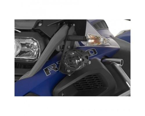 Комплект противотуманных светодиодных фар для BMW R1200GSA LC, черные