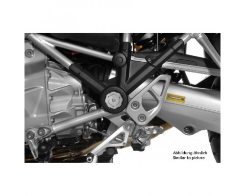 Большая защита рамы BMW R1200/1250GS/GSA LC, правая