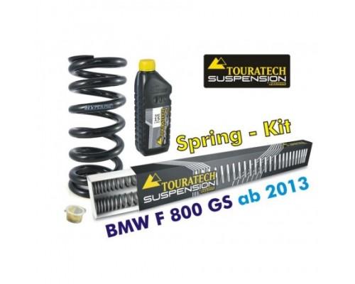 Комплект прогрессивных пружин BMW F800GS/GSA 2013-