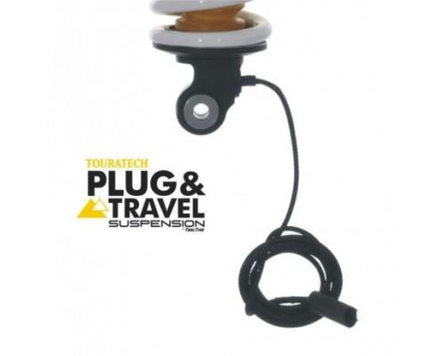 Передний амортизатор «Plug & Travel» BMW R1200GS LC