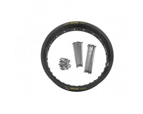 Обод заднего колеса Excel BMW F800GS 43,18 x 10,8cm (17 x 4,25)