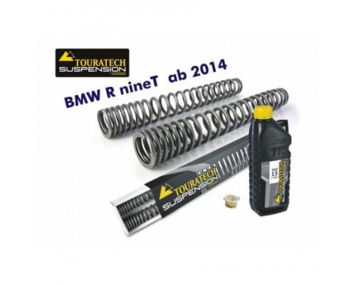 Прогрессивные пружины вилки BMW RnineT