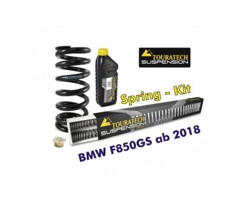 Комплект прогрессивных пружин BMW F850GS/GSA