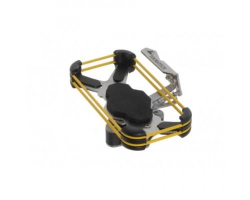 Комплект сменных силиконовых креплений iBracket, желтые, 2 шт.