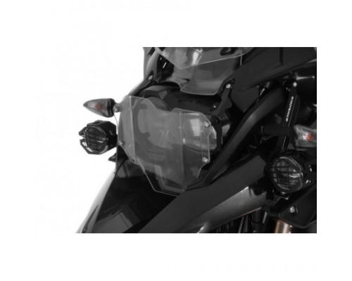 "Защита галогеновой фары ""Makrolon"" BMW R1200GS/GSA LC"