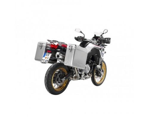 Комплект боковых кофров ZEGA Mundo 31/38 BMW F750/850GS/GSA