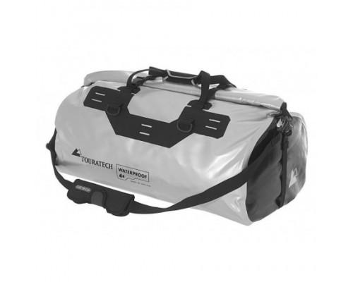 Водонепроницаемая сумка Adventure Rack-Pack, р. L, 49 л., серебристо-черная