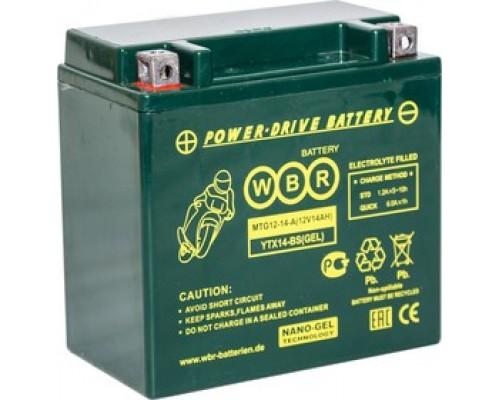 Аккумулятор WBR MTG 12-14