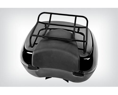 Багажник для оригинального большого центрального кофра для BMW R и К серии - черный