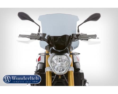 Защита рук Clear Protect BMW R1200GS LC/R LC/R NineT затемненная