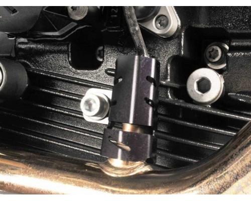 Защита кислородного датчика BMW R1200GS/GSA/R NineT правый черный