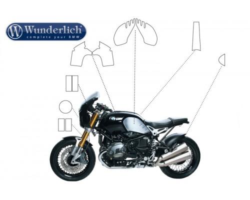 Прозрачные наклейки для защиты краски VentureShield BMW R NineT