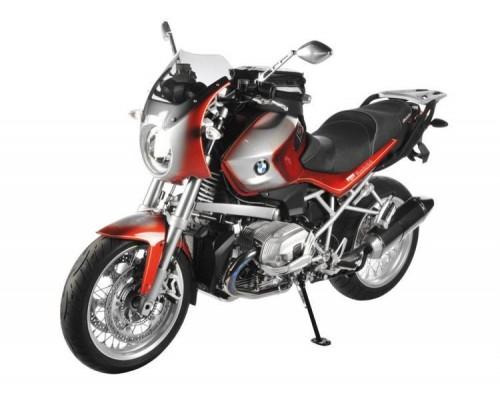 Защита крышек цилиндров BMW R1200GS/GSA/R/R NineT серебро