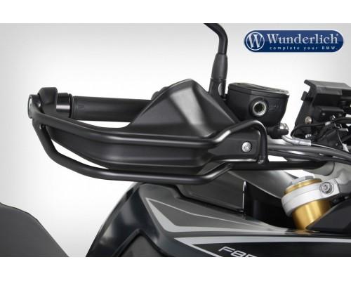 Дополнительная защита рук BMW F850GS, черная