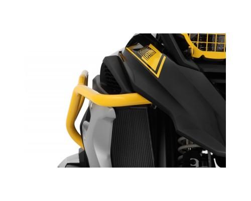 """Дополнительные защитные дуги """"Edition 40 Years GS"""" BMW R1250/1200GS LC, жёлтые"""