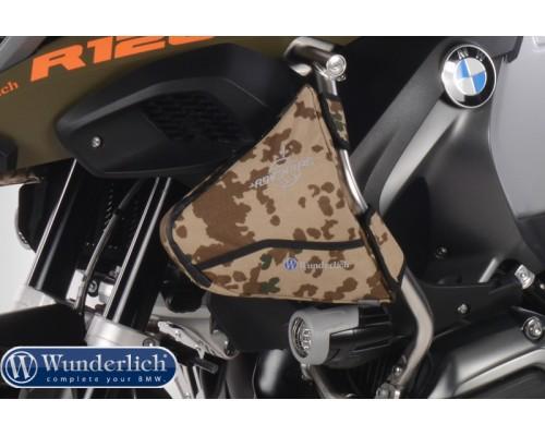 Сумка на защитные дуги бака BMW R1200GSA LCкамуфляж