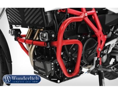 Защитные дуги Wunderlich Basic - красный