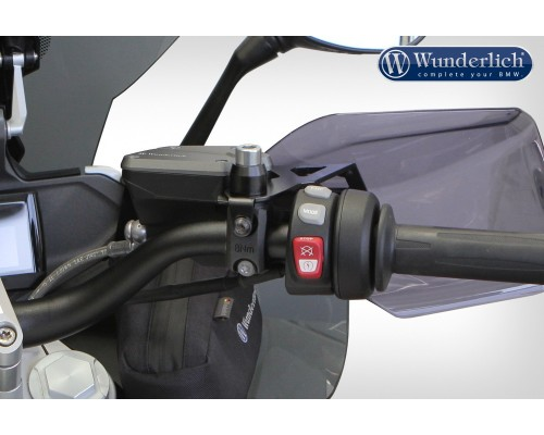 Монтажный комплект для защиты рук R 1200 черный