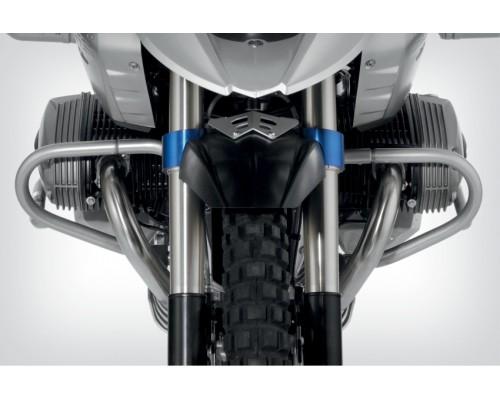 Защитные дуги KRAUSER BMW R1200GS/GSA серебро