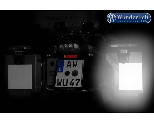Набор светоотражающих наклеек для боковых кофров R 1200 GS Adventure