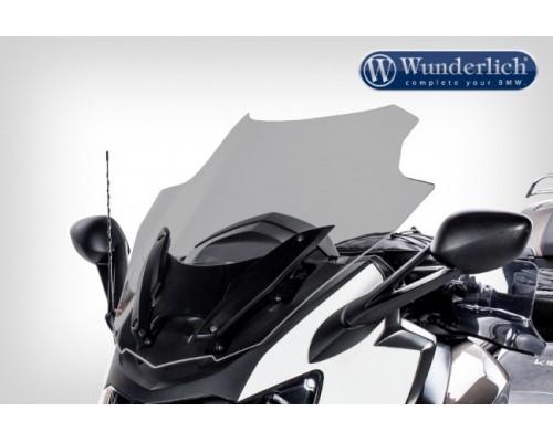 Ветровое стекло ERGO BMW K1600GT/GTL затемненное