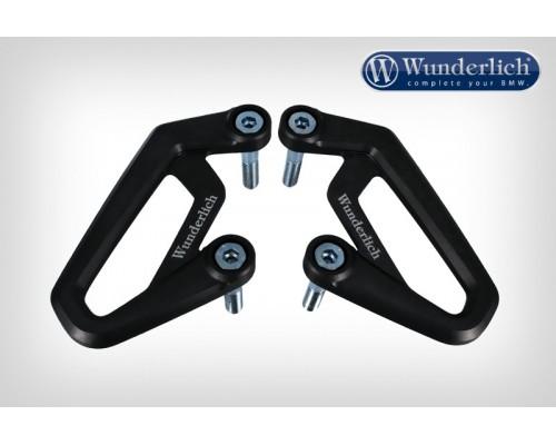 Защитные крышки инжектора BMW RnineT Scrambler - черный