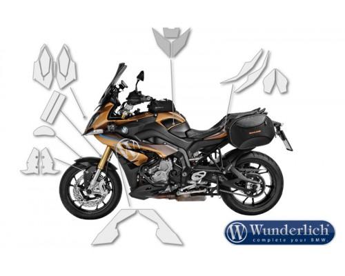 Защита лакокрасочного покрытия и бака VentureShield, набор BMW S1000XR - прозрачный