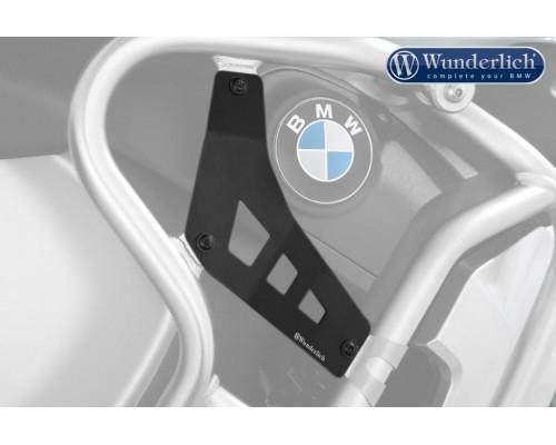 Усилитель дополнительных защитных дуг BMW R1250GSA, черный
