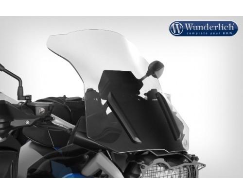 Ветровое стекло Ergo Marathon II (комплект с усилителем) BMW R1250GS прозрачное