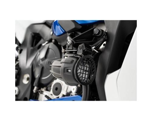"Защита дополнительных LED фар ""Nano"" BMW S1000XR, чёрная"