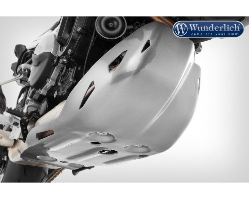 Защита двигателя »EXTREME +« для F 750/850 GS - с оригинальной защитой двигателя - серебро