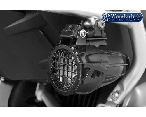 Металлическая защита оригинальных противотуманных фар (решетка) BMW, черная