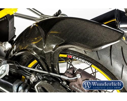 Задний хаггер BMW R1200R/RS LC - карбон