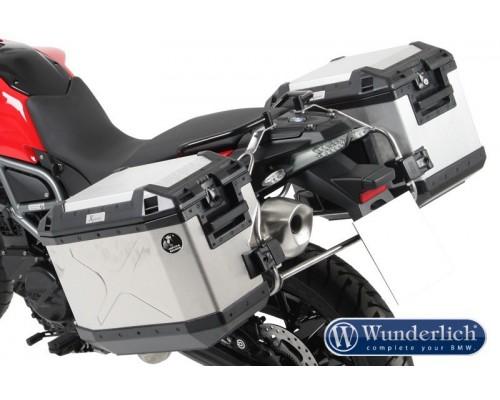Система багажных кофров и рамок крепления Xplorer F 800 GS серебристый