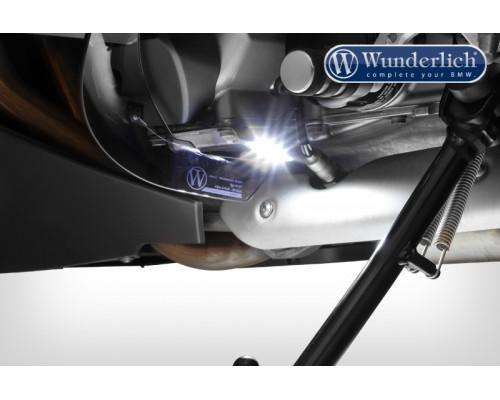 Боковое освещение подножки K 1600 - черный