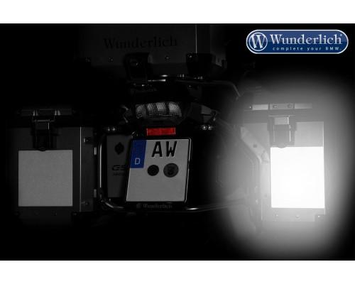 Набор светоотражающих наклеек для боковых кофров R 1200 GS  LC