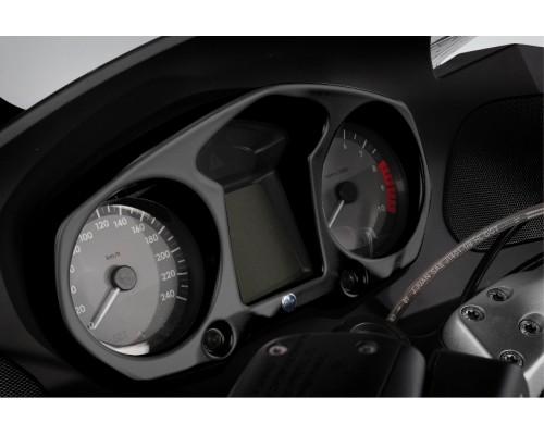 Накладка на приборную панель BMW R1200RT(-09`) черный