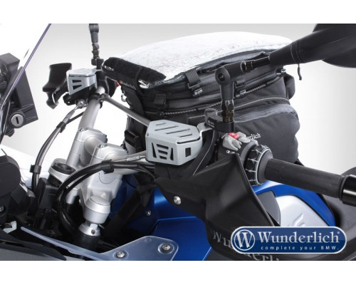 Защита бачка жидкости сцепления BMW R1200GS LC/GSA LC/R LC/R Nine T черный