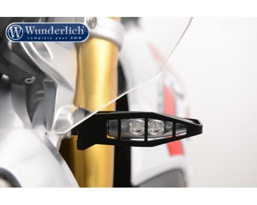 Защита поворотников BMW R1200GS/LC/GSA/LC/R LC/RS LC черный