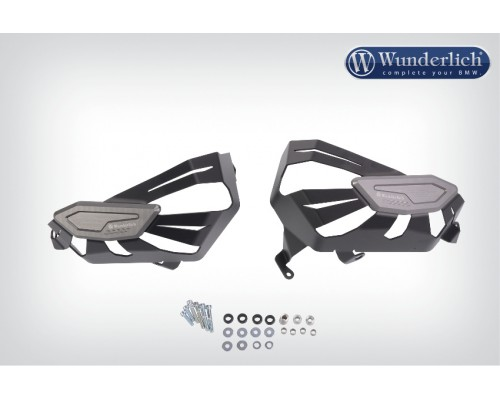 Защита крышек цилиндров BMW R1200GS LC/GSA LC/R LC/RS LC/RT LC черный