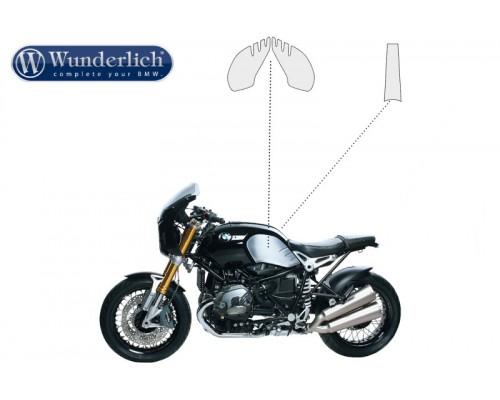 Прозрачные защитные наклейки BMW RnineT