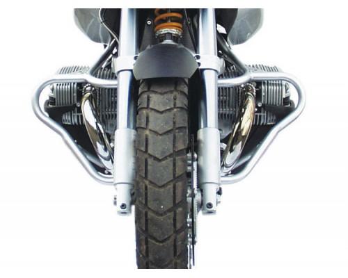 Защитные дуги BMW R1150GS + Adv серебро