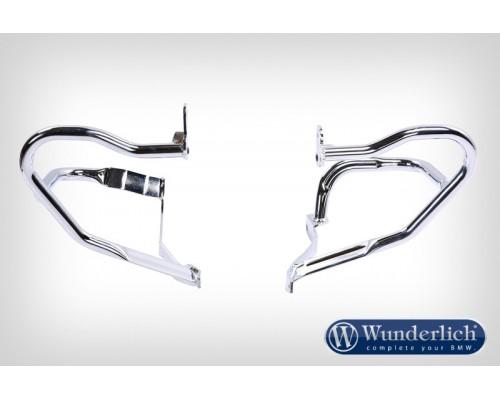 Защитные дуги двигателя BMW R1200RT LC - хром