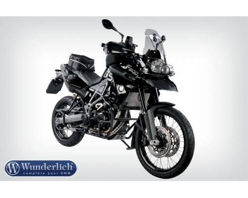 Защитные дуги Adventure+Basic BMW F650/700/800GS черный