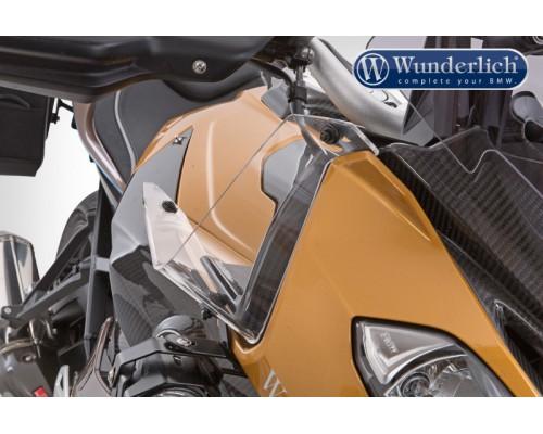 Боковые дефлекторы BMW S1000XR прозрачные